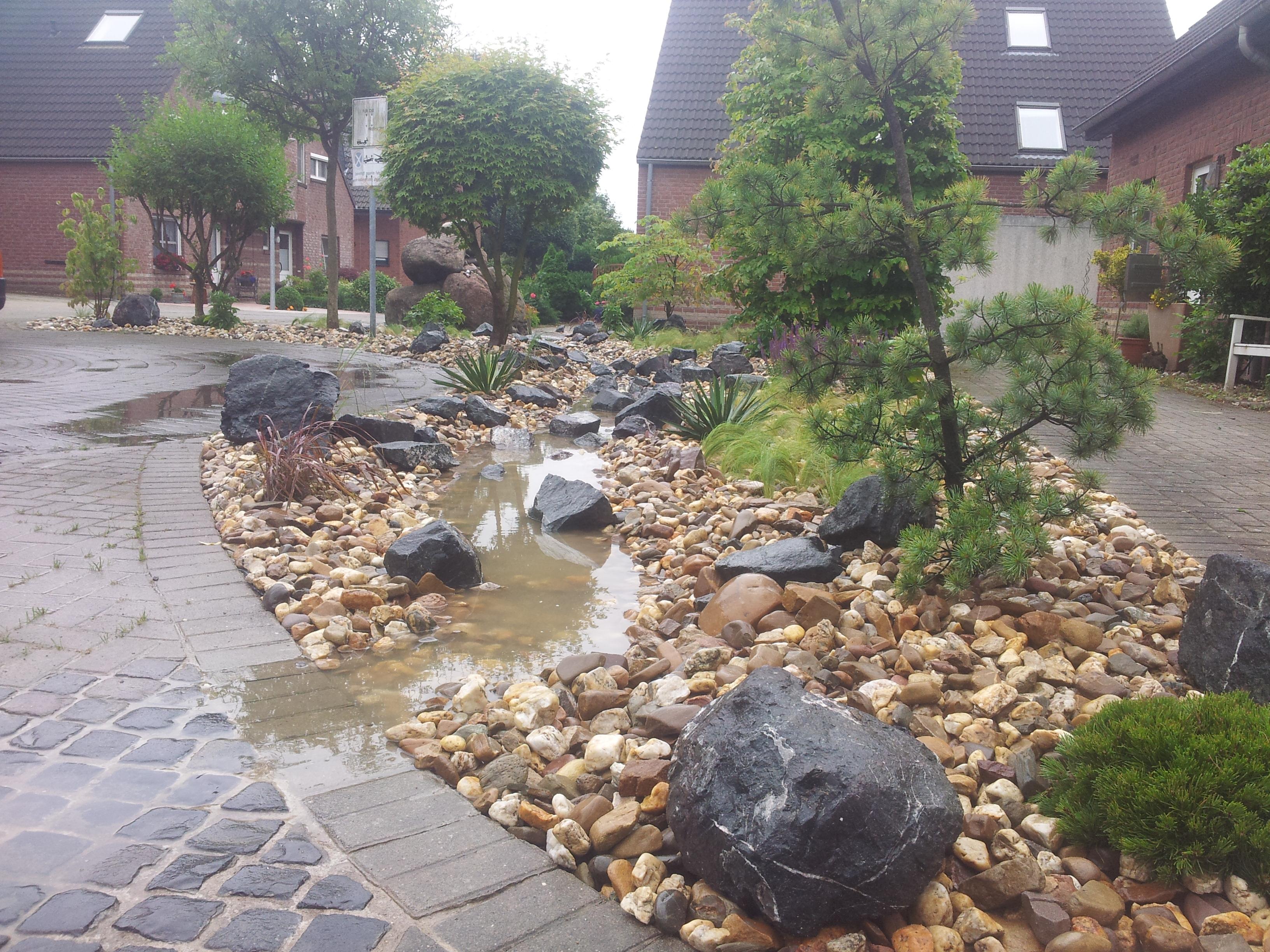 Schön Steingarten Ideen Schema