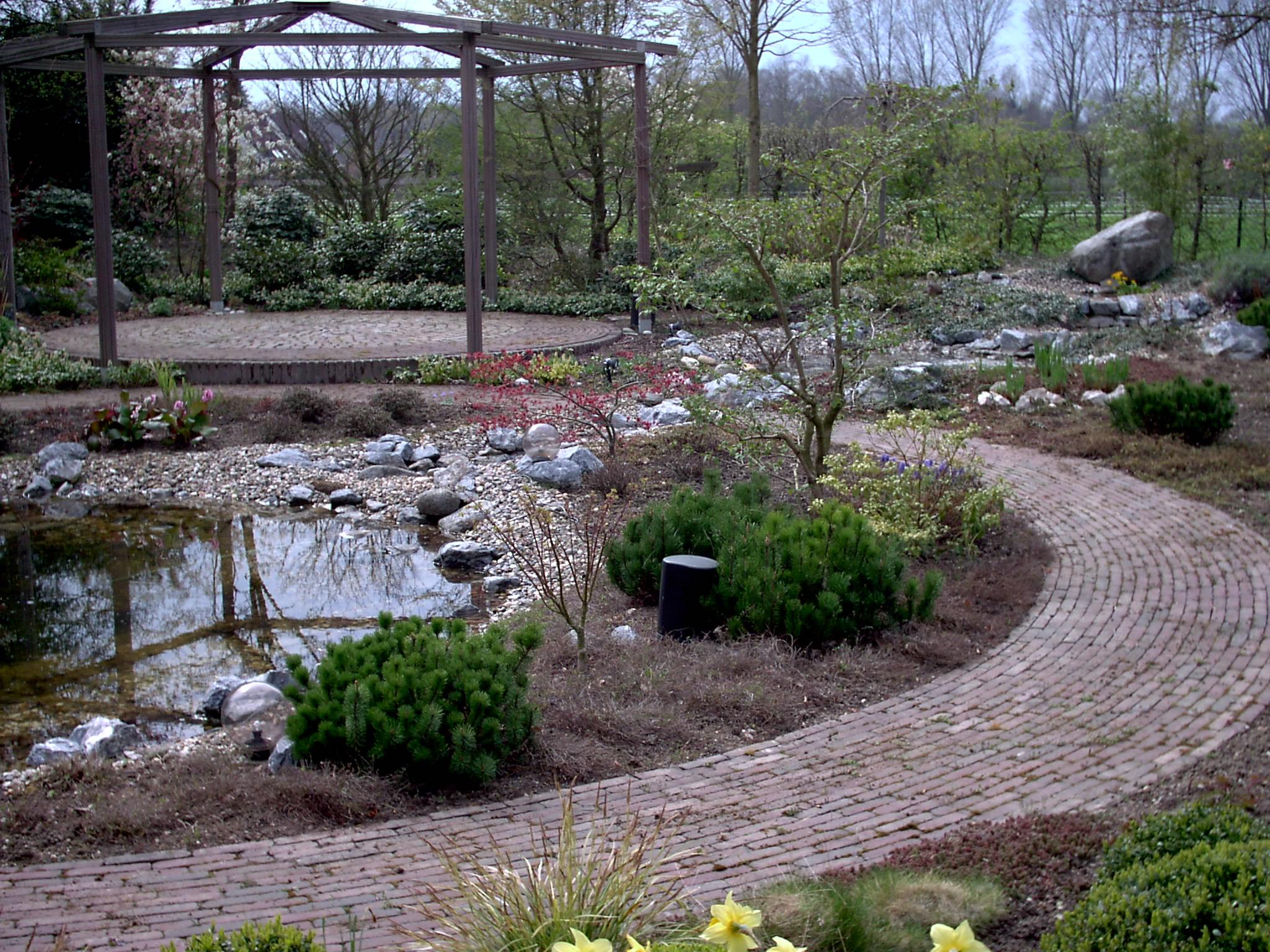 Japanische Gärten Gartenbau Düsseldorf Nrw